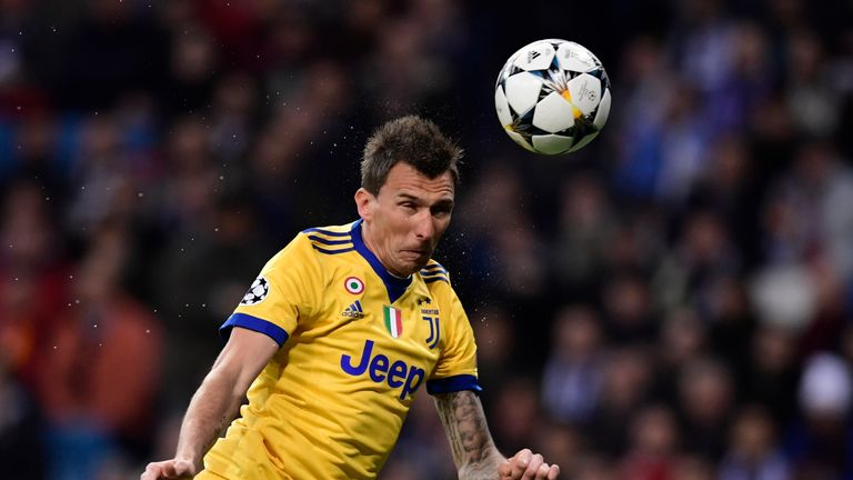 R Madrid 1   3 Juventus   Match Report   Highlights Mandzukic opens the scoring for Juventus at the Bernabeu