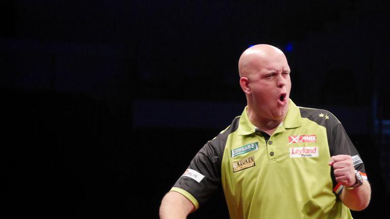 Michael van Gerwen heads home challenge in Dutch Darts Championship draw | Darts News | Sky Sports