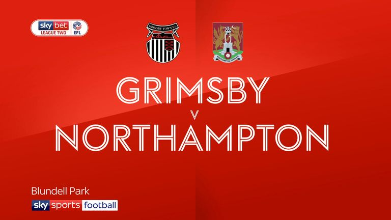 Match Preview - Grimsby vs Northampton | 16 Mar 2019