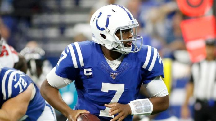 The Colts went 7-9 in the 2019 season with Jacoby Brissett as their starting quarterback
