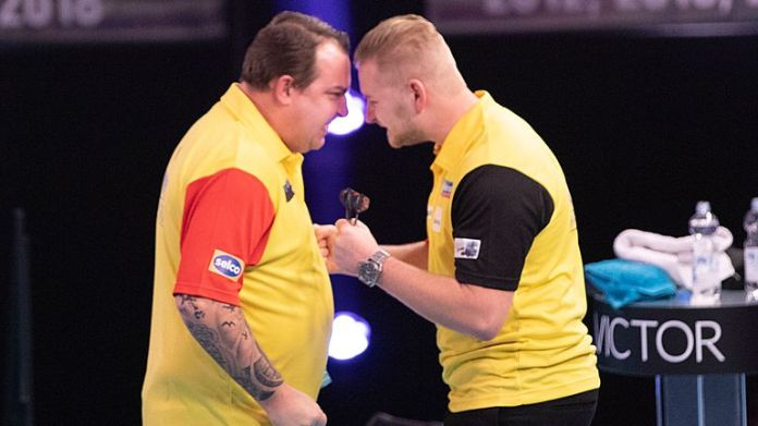 The World Cup of Darts delivered plenty of tunsgten tension, Michael Bridge was in Austria to watch it all unfold