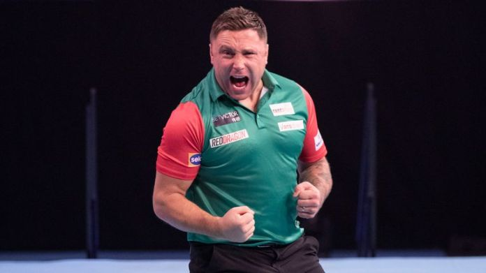 Gerwyn Price underlined his status as the most in-form player on the planet