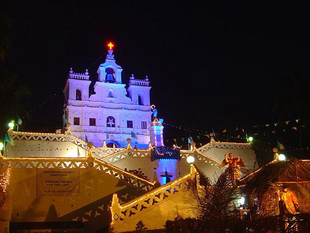 #6. Celebrate Christmas in Goa
