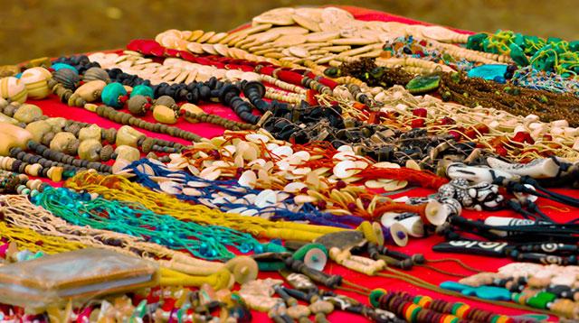 #5. Wednesdays Anjuna Flea Market
