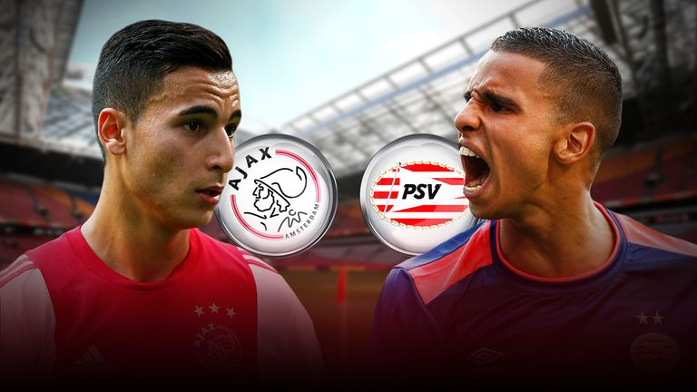 Ajax v PSV Eindhoven: The lowdown on Sunday's Eredivisie showdown | Football News | Sky Sports