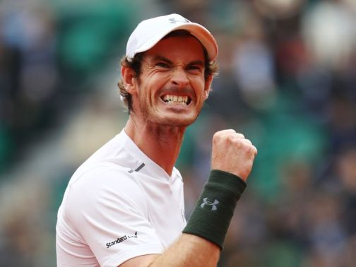 Andy Murray is through to the French Open semi-finals, where he'll face reigning champion Stan Wawrinka
