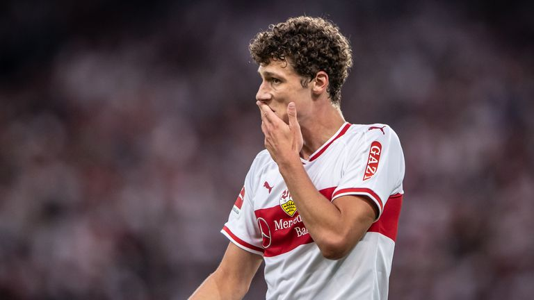 Benjamin Pavard denies he has agreed to join Bayern Munich     Benjamin Pavard remains with Stuttgart after winning the World Cup with  France