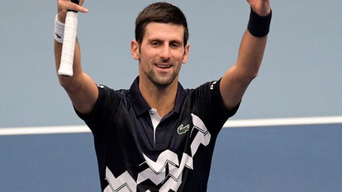 In September, Djokovic also overtook American Pete Sampras, who ended as No 1 for six straight years between 1993 and 1998, for the most weeks overall at the top ranking and will begin his 294th week in first spot on Monday