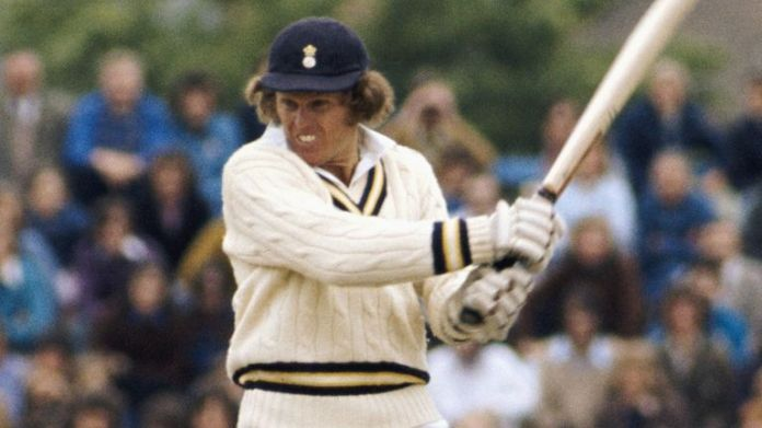 Barry Richards scored 80 first-class hundreds but was limited to just four Tests for South Africa