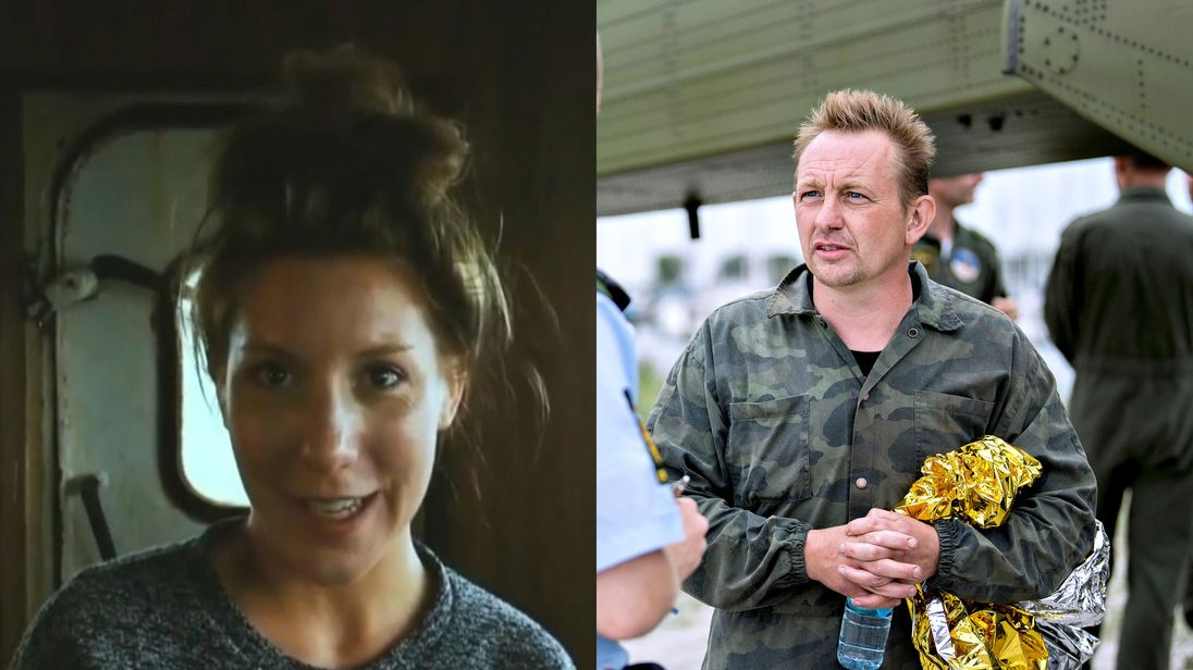 Kim Wall murder trial: Beheading clips from suspect's hard drive shown to court