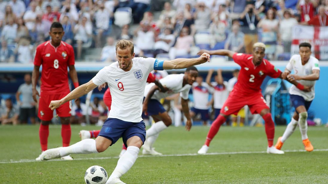 England captain Harry Kane wins Golden Boot as World Cup ends