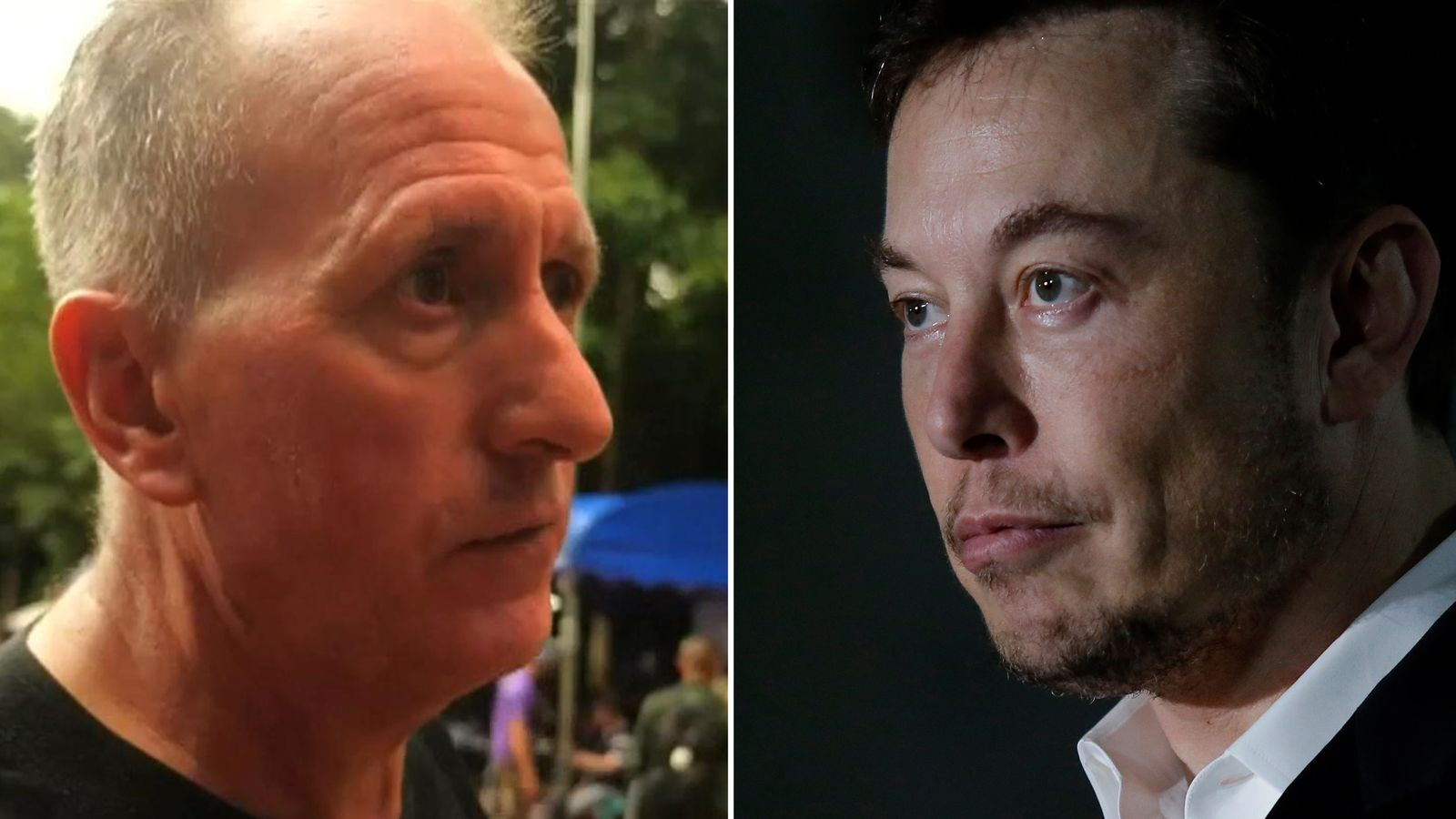 Elon Musk apologises for calling British cave diver a 'paedo' | World News | Sky News
