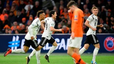 Netherlands 2 - 3 Germany - Match Report & Highlights