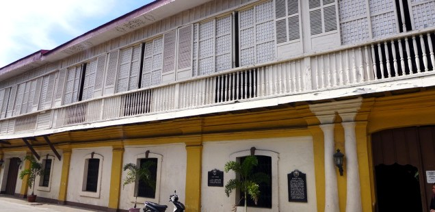Syquia Mansion Vigan