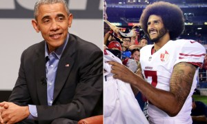 President Obama Defends Kaepernick & Says He Has The Constitutional Right To Protest