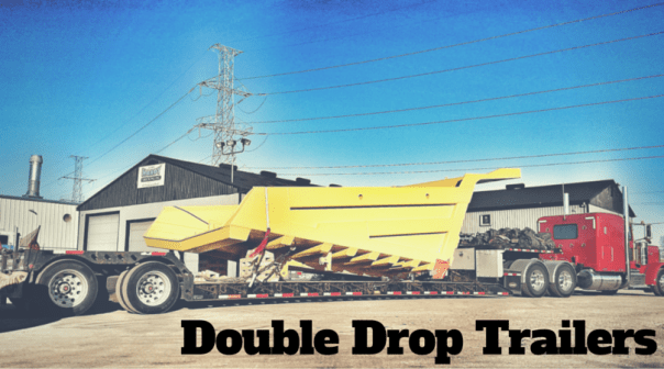 Double Drop Trailers