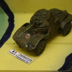 Panhard P178 Armoured Car