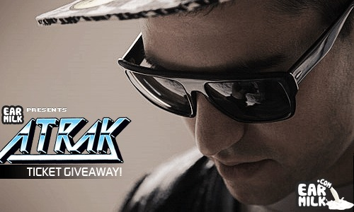 A-Trak NYC Ticket Giveaway
