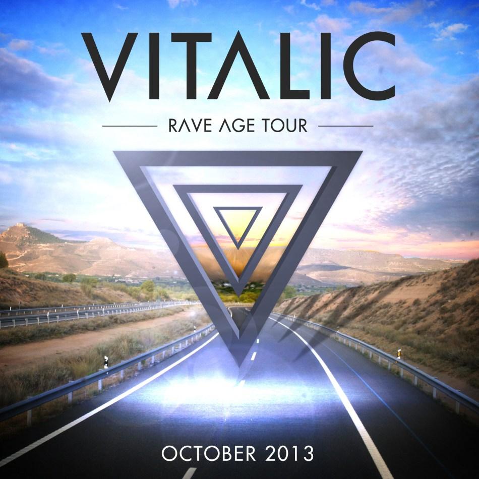 VITALIC TOUR FLYER