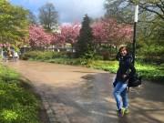 Hamburg Marathon Womens Race Planten Bloomen Sam