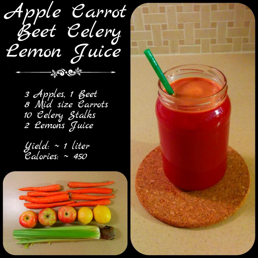 Pretty Apple Carrot Beet Celery Lemon Juice Easily Raw Beetroot Celery Carrot Juice Recipe Celery Juice Recipe Gout Celery Juice Recipe Goop nice food Celery Juice Recipe