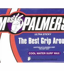 Mrs Palmers Surf Wax - Eastern Lines Surf Shop