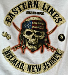 Eastern Lines Sons White