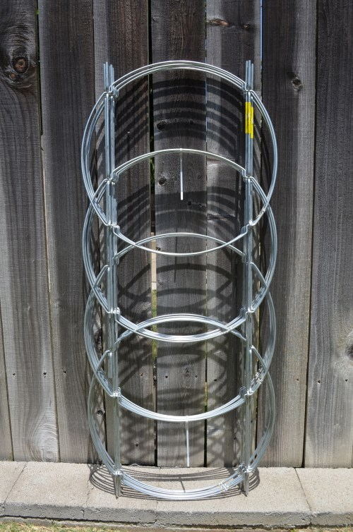 Medium Of Texas Tomato Cages