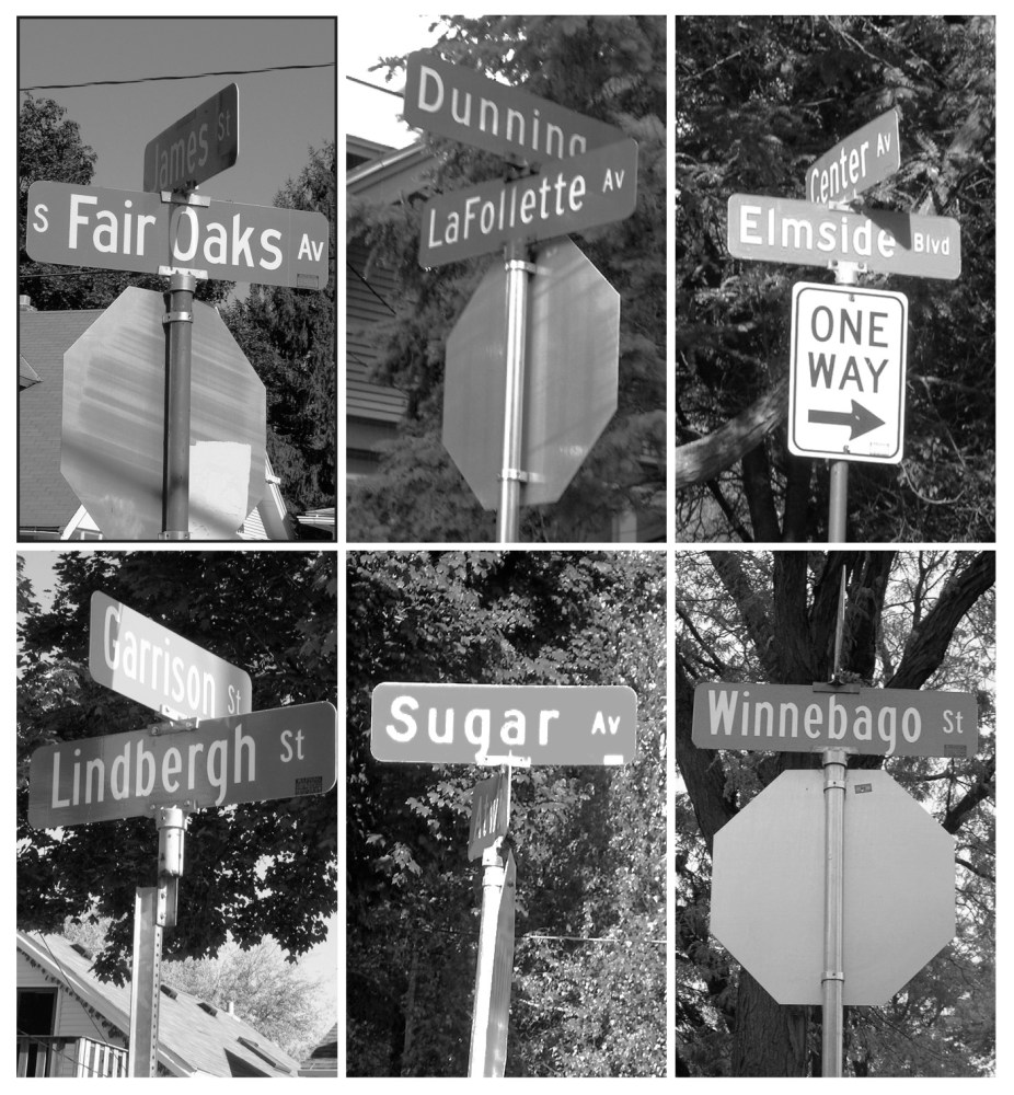 October 17th: Stroll Through Our Street Names