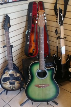 Musical Instruments at East Tampa Pawn Shop!! Open late in Tampa, FL.