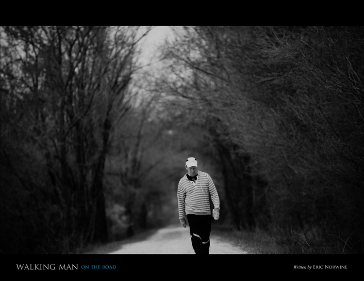 Walking Man movie promo photo. Photography by: Jackie Zoeller