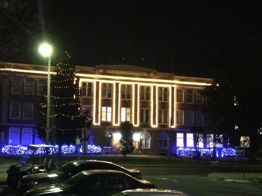 University School Lights