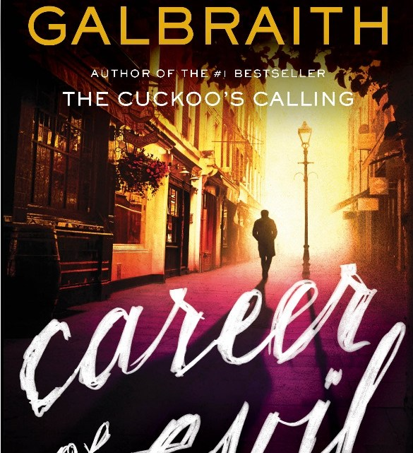 """Robert Galbraith—a.k.a. J.K. Rowling, author of the Harry Potter series—publishes third novel in the Cormoran Strike detective series, """"Career of Evil."""" (Photograph Courtesy of robert-galbraith.com)."""