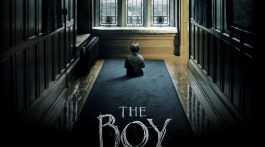 """Rated PG-13, """"The Boy"""" stars Lauren Cohan and Rupert Evans. (Photograph Courtesy of movieinsider.com)"""