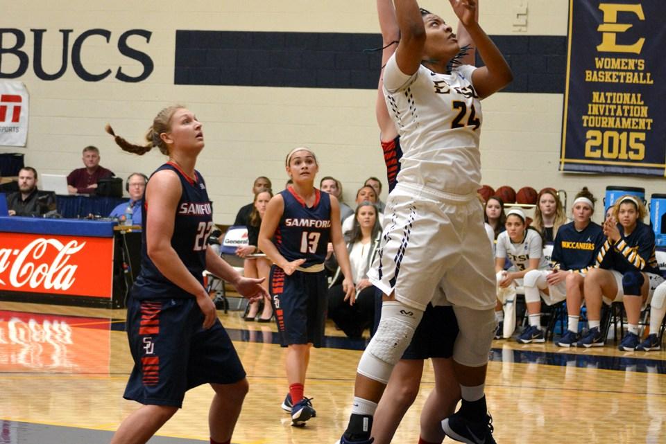 Women's Basketball by Lorien Myerson