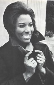 Veronica Beidleman became the first African American student to win both the 1970 Homecoming Queen and Miss ETSU titles. /CONTRIBUTED