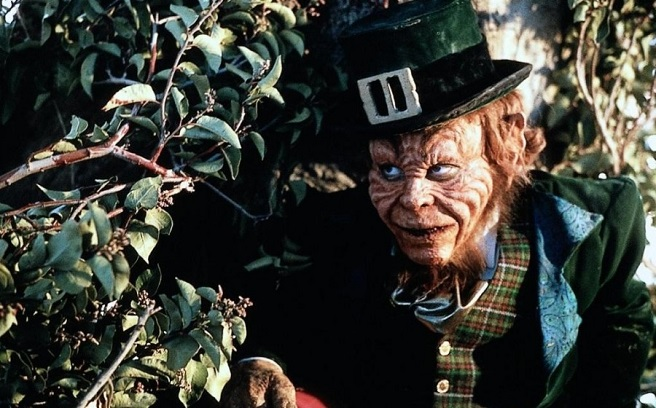 "Warwick Davis stars in the perfect St. Patty's Day themed movie, ""Leprechaun."" (Contributed)"