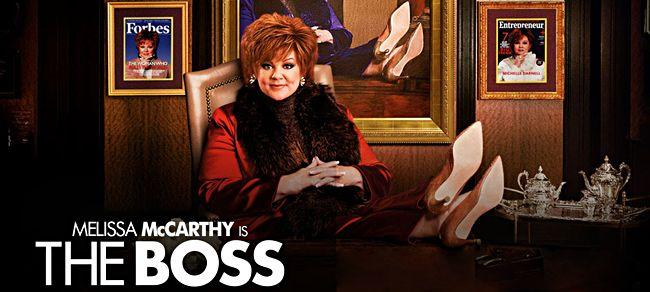 """Directed by Ben Falcone, """"The Boss"""" was released in theaters April 8. (Contributed)"""