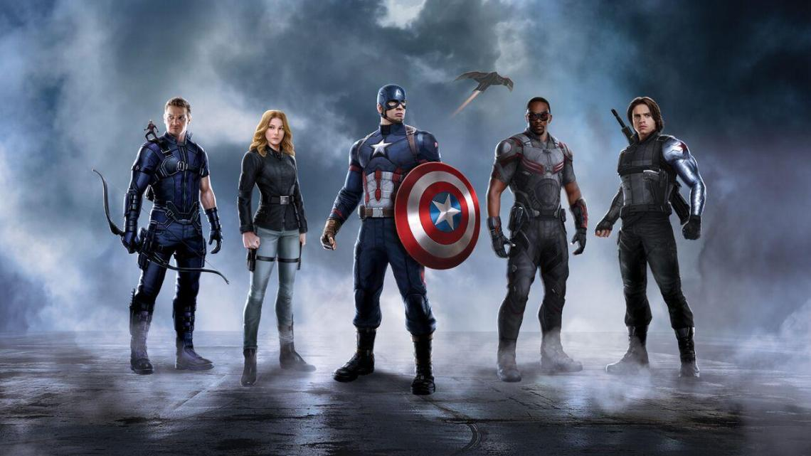 """Captain America: Civil War"" is one of many blockbusters coming to theaters this summer. (Contributed)"