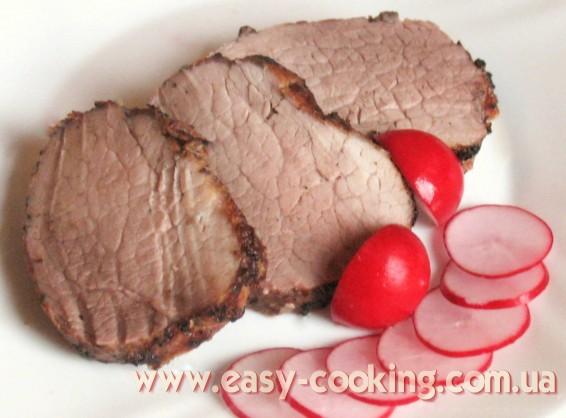 Как приготовить мясо на гриле - Рецепт из свинины
