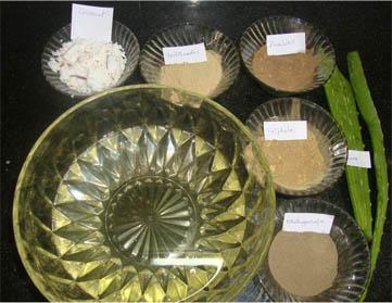 Bhrinagraj hair oil