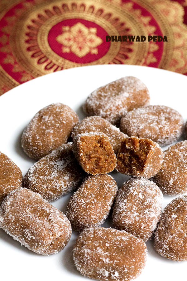 Dharwad Peda | From One foodie To Another