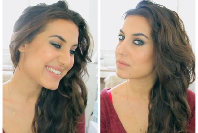 Smoky eyes /Maquillage de soirée / party makeup