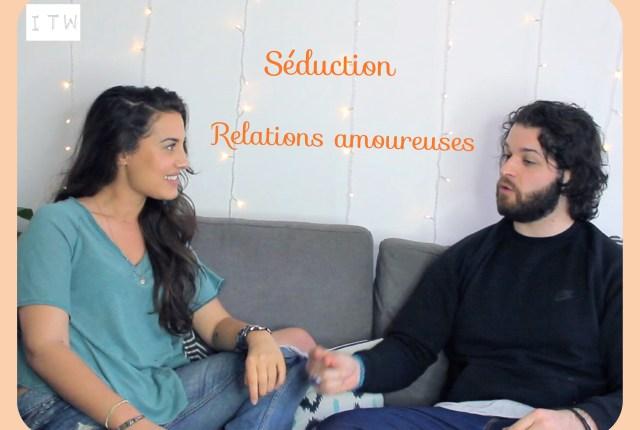 séduction et relations amoureuses