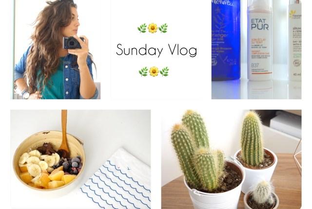 sunday vlog