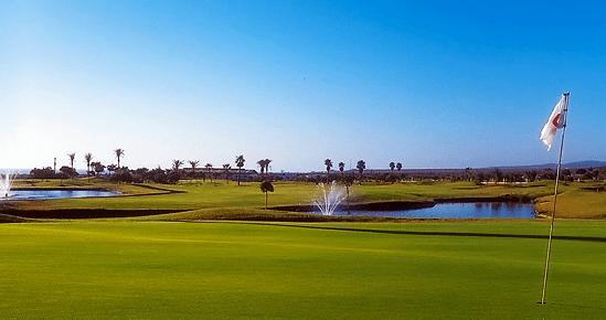 fuerteventura golf club view