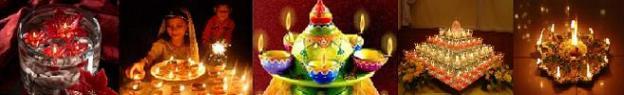 Diwali-decorations