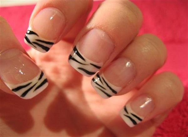 zebra-nail-art