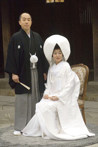 Japanese Wedding Traditions- Symbolize Purity and ...