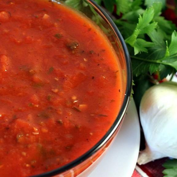 Classic Marinara Sauce recipe photo